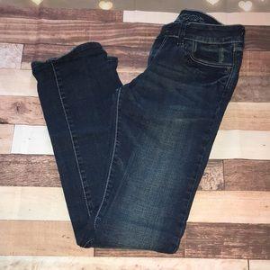 Delia's jeans 3/4 R bootcut stretch